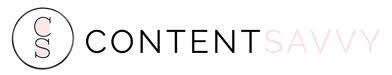 Content Savvy Logo