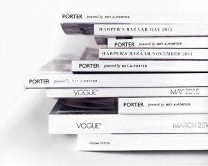 Fashion magazines inspo for writers