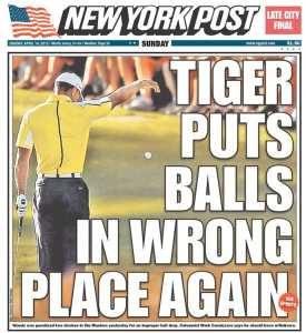 New York Post headline inspo
