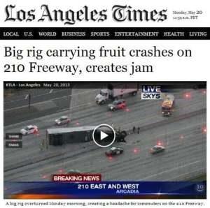 LA Times great headline copywriting ideas