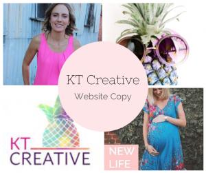Website Copy - KT Creative