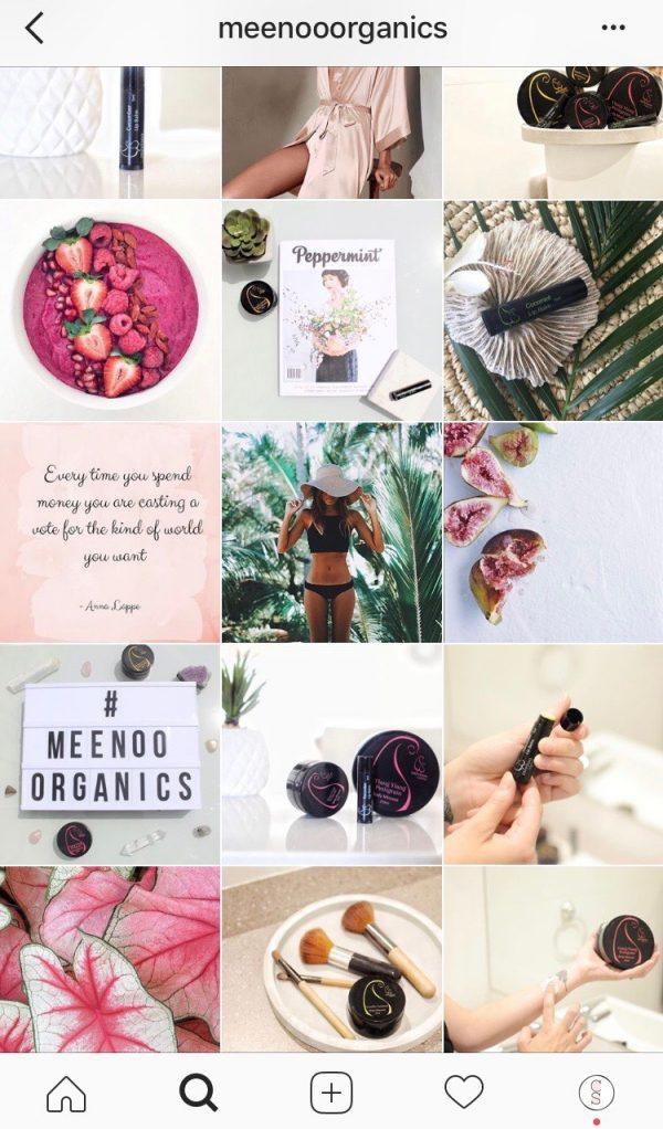 Content Savvy Portfolio - Meenoo