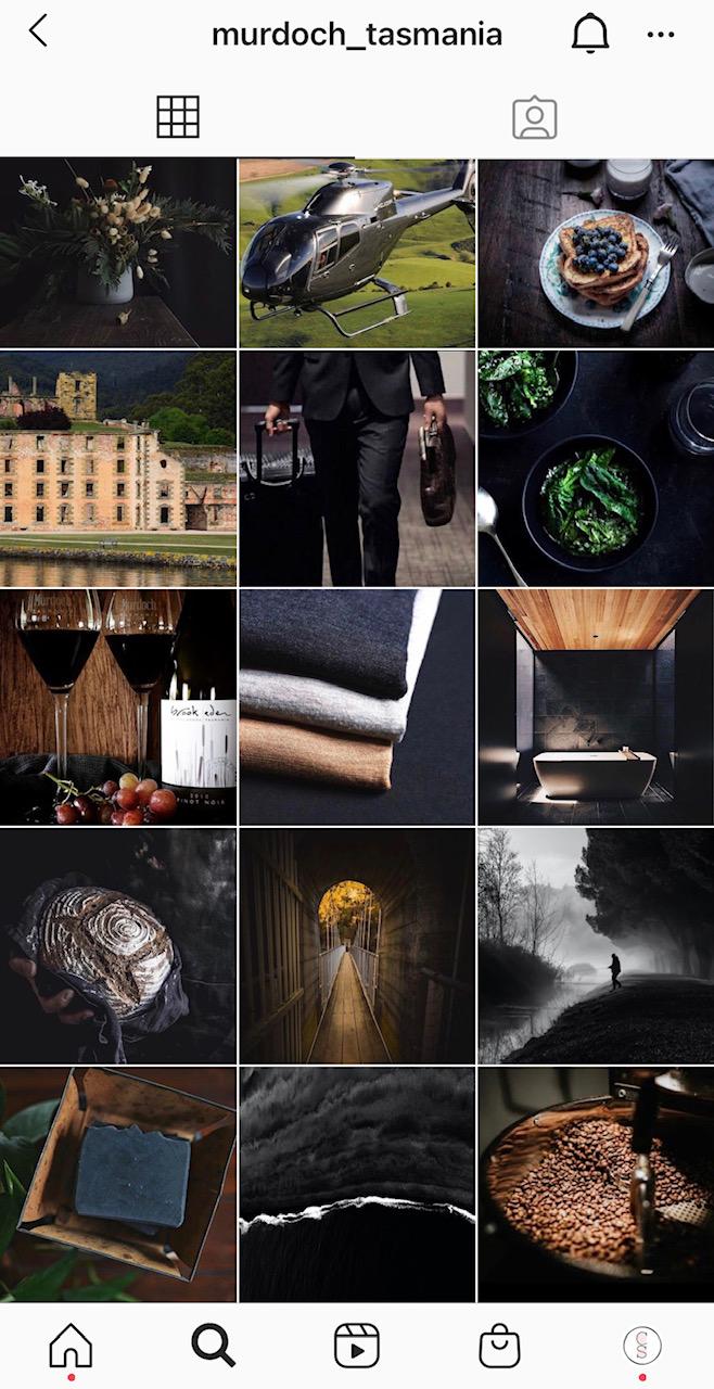 Murdoch Tasmania Instagram Management by Content Savvy