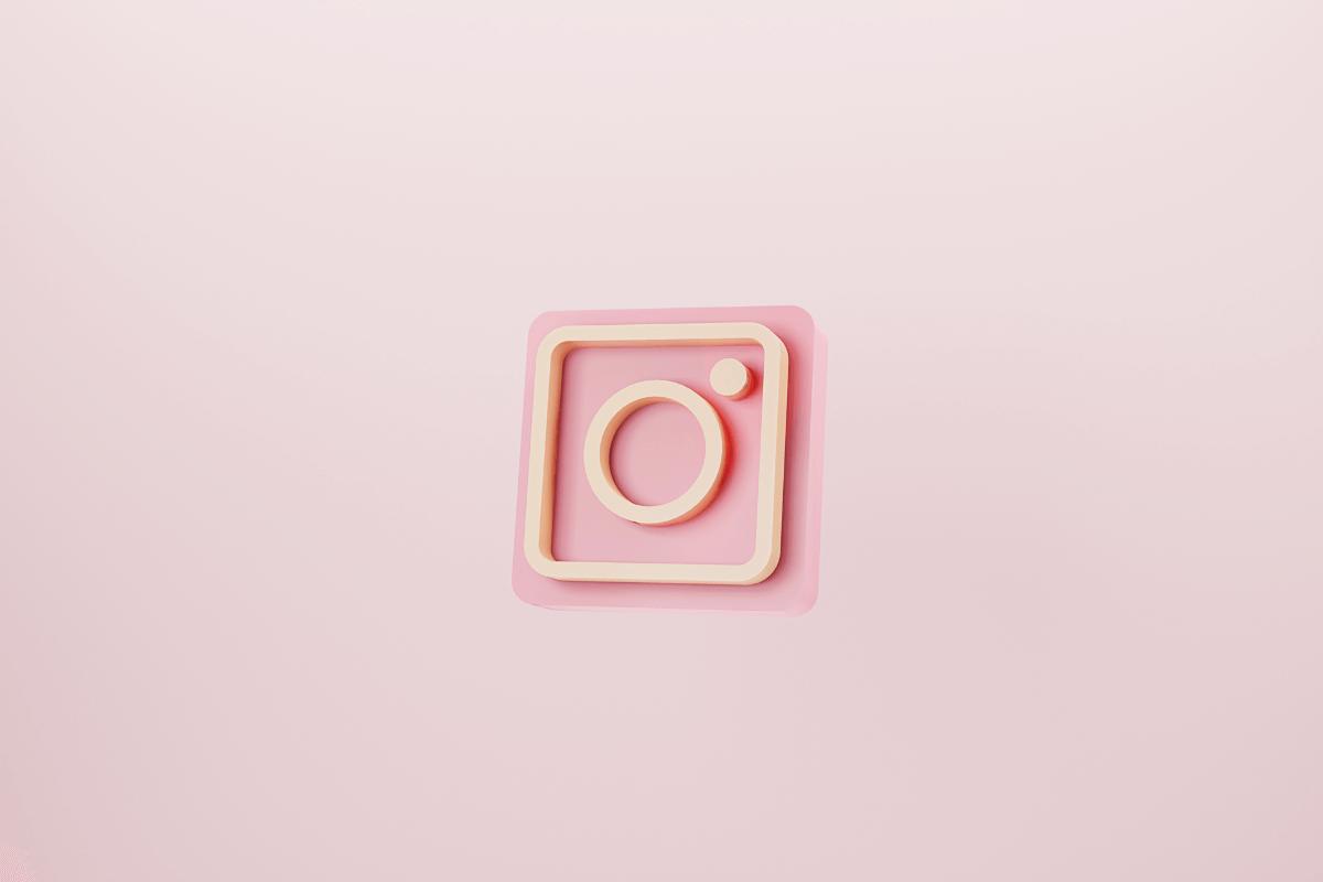pink instagram logo content savvy engagement